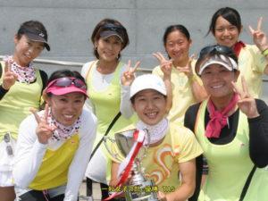 第49回団体戦女子優勝