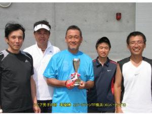第49回団体戦シニア男子準優勝